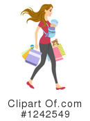 Shopping Clipart #1242549 by BNP Design Studio