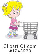 Shopping Clipart #1243233 by Alex Bannykh