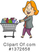 Shopping Clipart #1372658 by BNP Design Studio