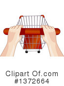 Royalty-Free (RF) Shopping Clipart Illustration #1372664