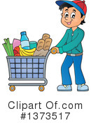 Shopping Clipart #1373517 by visekart