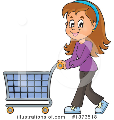 Shopping Clipart #1373518 by visekart