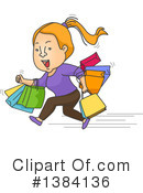 Shopping Clipart #1384136 by BNP Design Studio