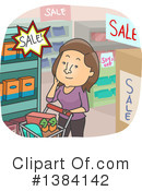 Shopping Clipart #1384142 by BNP Design Studio