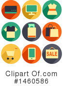 Shopping Clipart #1460586 by BNP Design Studio