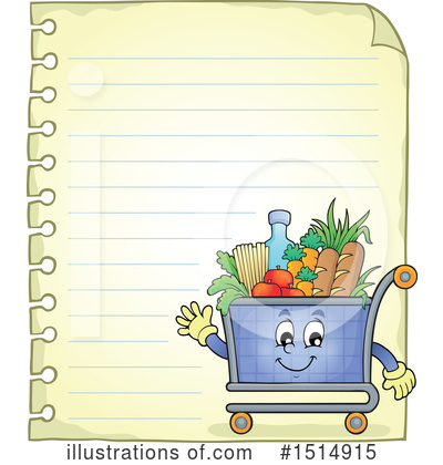Shopping Clipart #1514915 by visekart