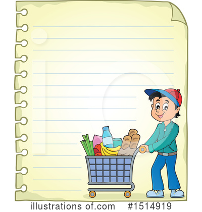 Shopping Clipart #1514919 by visekart