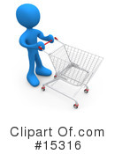 Shopping Clipart #15316