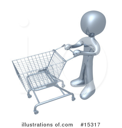 Shopping Clipart #15317 by 3poD