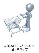 Shopping Clipart #15317