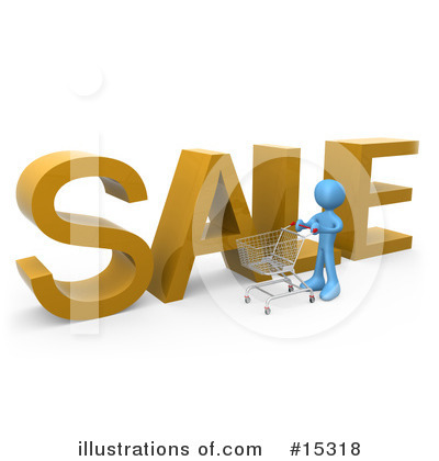 Shopping Clipart #15318 by 3poD