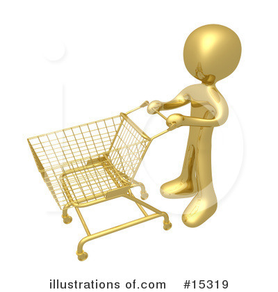 Shopping Clipart #15319 by 3poD