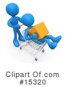 Shopping Clipart #15320