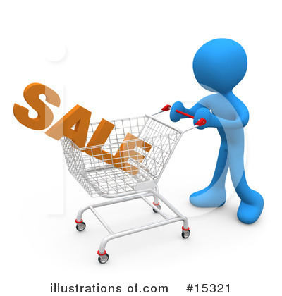 Shopping Clipart #15321 by 3poD