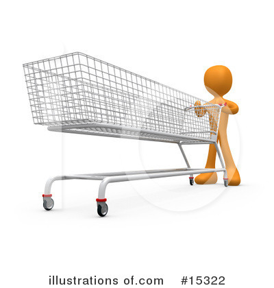 Shopping Clipart #15322 by 3poD