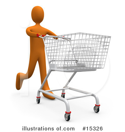 Shopping Clipart #15326 by 3poD