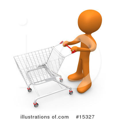 Shopping Clipart #15327 by 3poD