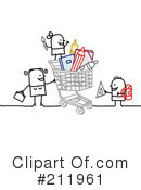 Shopping Clipart #211961 by NL shop
