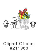 Shopping Clipart #211968 by NL shop