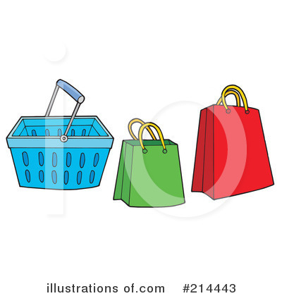 Shopping Clipart #214443 by visekart