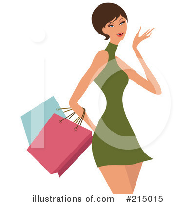 Shopping Clipart #215015 by OnFocusMedia