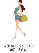 Shopping Clipart #215041
