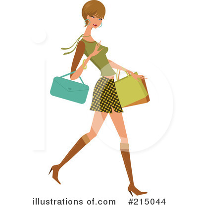 Shopping Clipart #215044 by OnFocusMedia