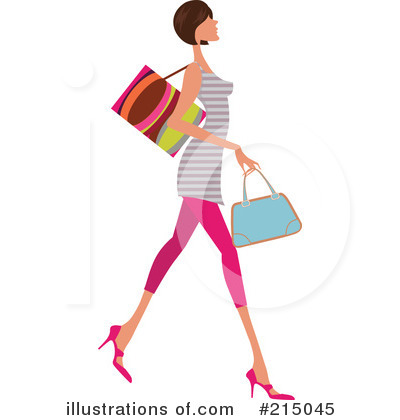 Shopping Clipart #215045 by OnFocusMedia