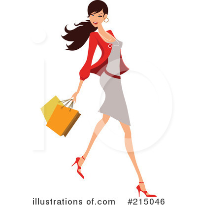 Shopping Clipart #215046 by OnFocusMedia
