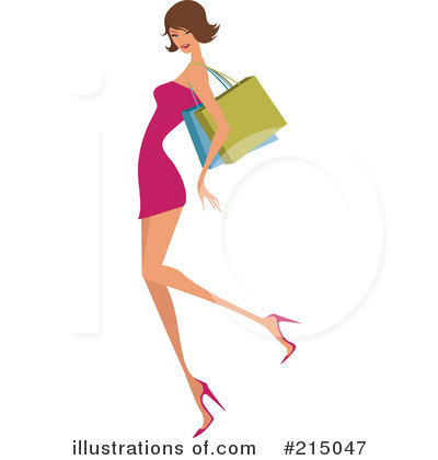 Shopping Clipart #215047 by OnFocusMedia