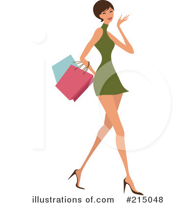 Shopping Clipart #215048 by OnFocusMedia