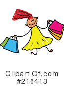 Shopping Clipart #216413