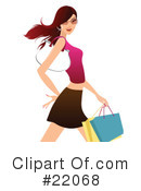 Shopping Clipart #22068