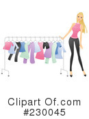 Shopping Clipart #230045 by BNP Design Studio