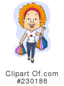 Shopping Clipart #230186 by BNP Design Studio