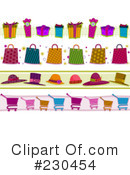 Shopping Clipart #230454 by BNP Design Studio