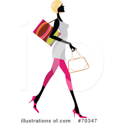 Shopping Clipart #70347 by OnFocusMedia
