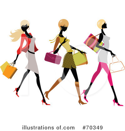 Shopping Clipart #70349 by OnFocusMedia