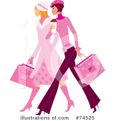 Fashion Clipart #74525 by Monica