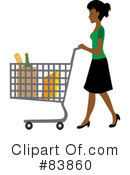 Shopping Clipart #83860