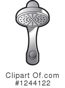Shower Clipart #1244122 by Lal Perera