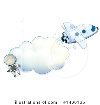 Astronaut Clipart #1466135 by Graphics RF