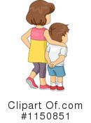 Siblings Clipart #1150851