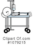 Sick Clipart #1079215 by Pams Clipart