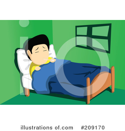 Sick Clipart #209170 by mayawizard101