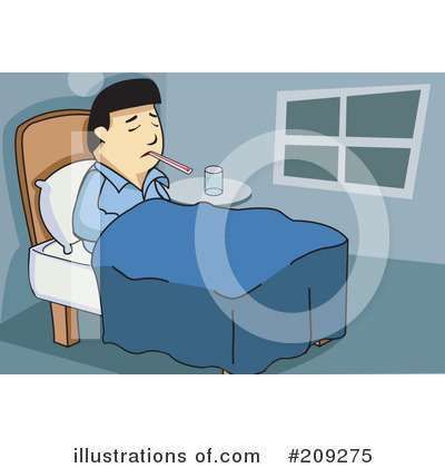 Sick Clipart #209275 by mayawizard101