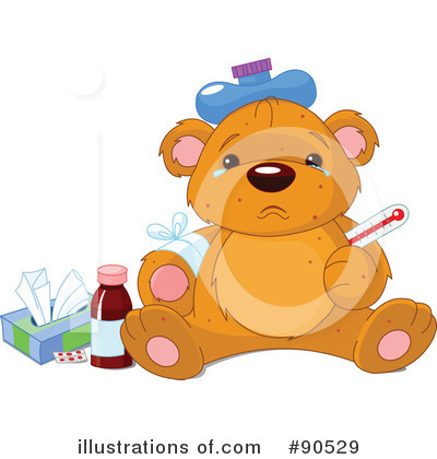 Teddy Bear Clipart #90529 by Pushkin