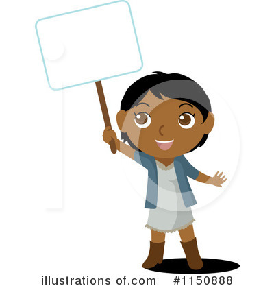 Little Girl Clipart #1150888 by Rosie Piter