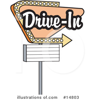 Royalty-Free (RF) Sign Clipart Illustration by Andy Nortnik - Stock Sample #14803