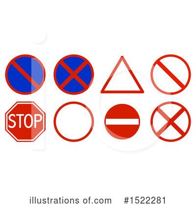 Road Clipart #1522281 by Graphics RF